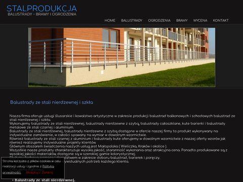 Polkut Inox - balustrady nierdzewne