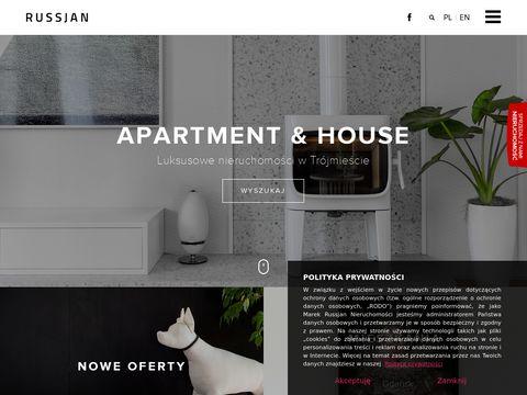 Russjan - domy i apartamenty
