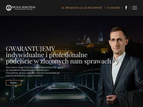 Radcazamosc.pl