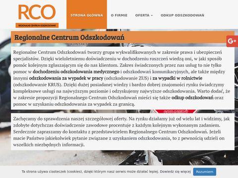 Rco-odszkodowania.pl