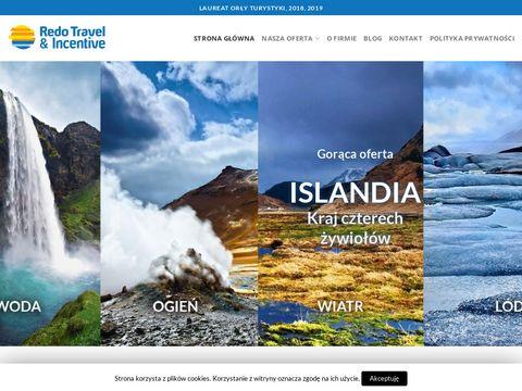Redo Travel wyjazdy incentive