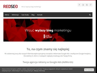RedSEO - kampanie AdWords