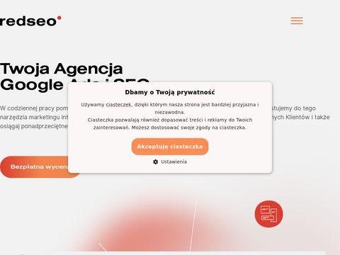 RedSEO - kampanie AdWords