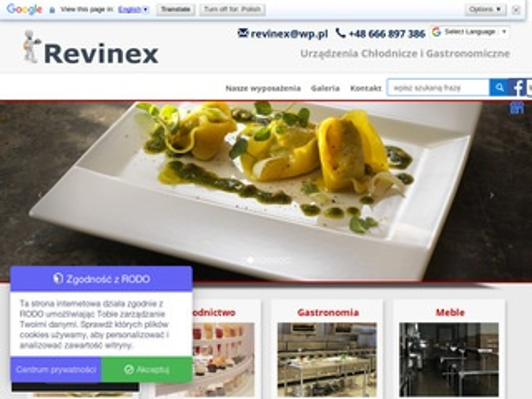 Revinexgastronomia.pl