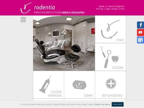 Rodentia chirurg szczękowy Opole