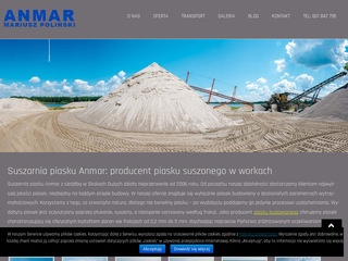 Anmar piasek producent