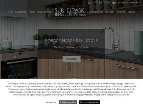 Surlejewski zabudowy Wrocław