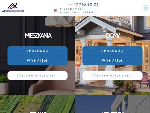 Mieszkania w Rzeszowie