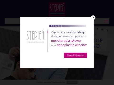 Stepienkosmetyka.pl - dobry fryzjer