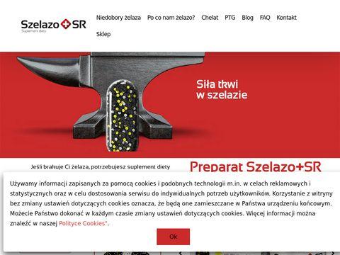 Szelazo.pl dieta bogata w żelazo