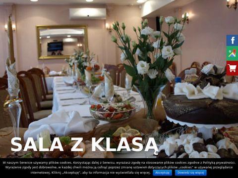 Sala z Klasą wesele Pruszków