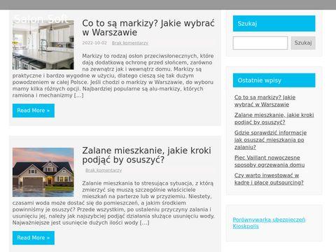 Salon-soft.pl kosmetyczny Inowrocław