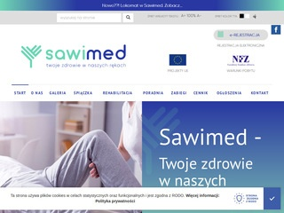 Sawimed.pl - zimnolecznictwo