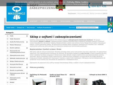 Sejfyzabezpieczenia.pl