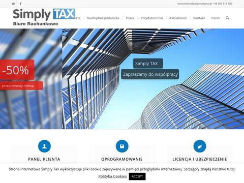 Simply Tax biuro rachunkowe