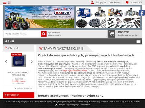 Sklep.rai-bud.pl łańcuchy