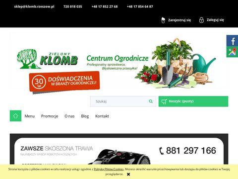 Sklep.klomb.rzeszow.pl