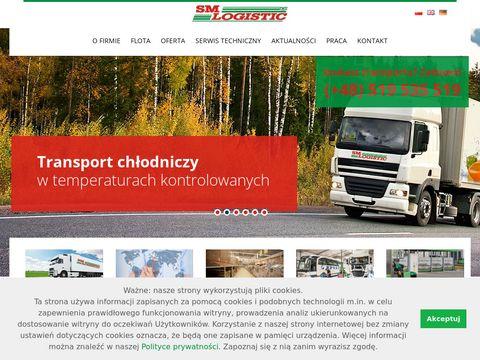 SM Logistic - wynajem pojazdów