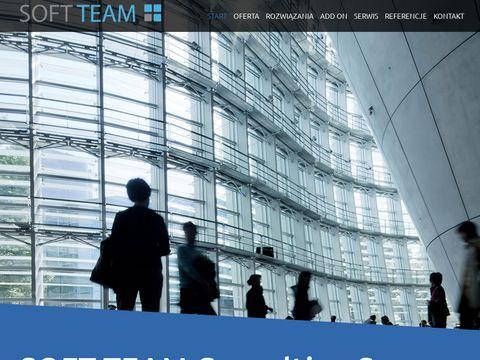 Soft Team sap business one