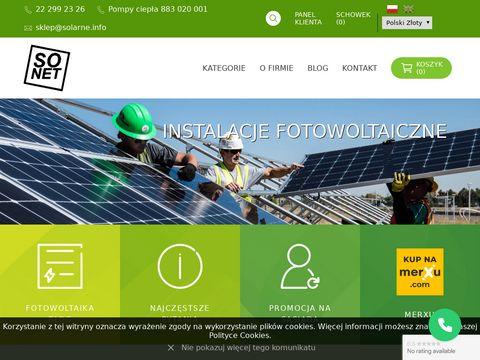 Solarne.info panel fotowoltaiczny
