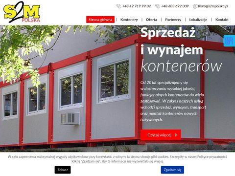 S2M Polska kontenery