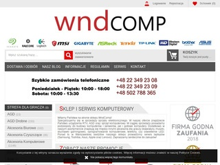 Wndcomp karta sieciowa kingston
