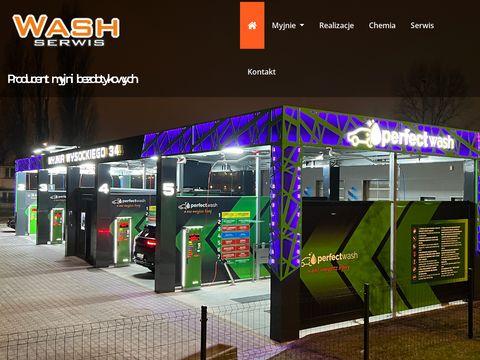 Washserwis.pl myjnie samoobsługowe