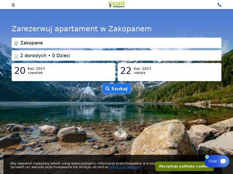 Noclegi - visitzakopane.pl