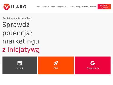 Agencja interaktywna Vilaro