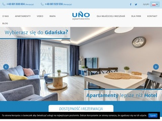 Unoapartments.pl