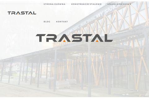 Trastal.pl dźwig Rzeszów