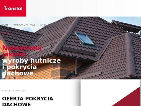 Blachy dachowe Tarnów