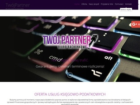Twój Partner księgowa Gdańsk