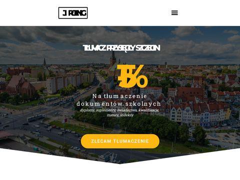 Biuro tłumacza Szczecin