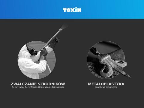 Toxin.com.pl zwalczanie