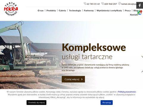 Iskra deska podłogowa Wrocław