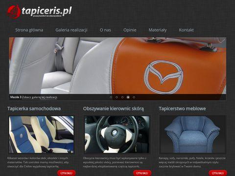 Tapiceris.pl - auto tapicerstwo