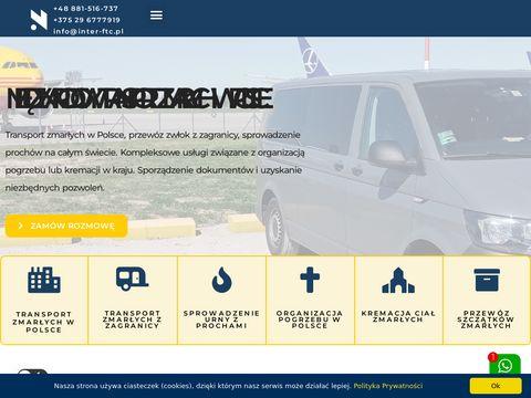 Telos-transport.pl busy Polska