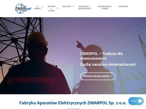 Zwarpol transformatory olejowe