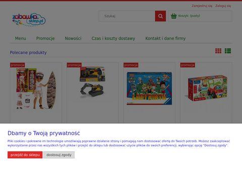 Zabawka.sklep.pl internetowy